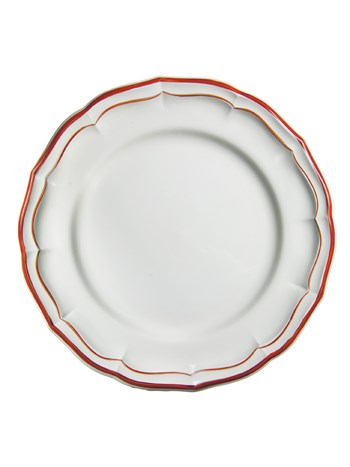 rouge dinner plate