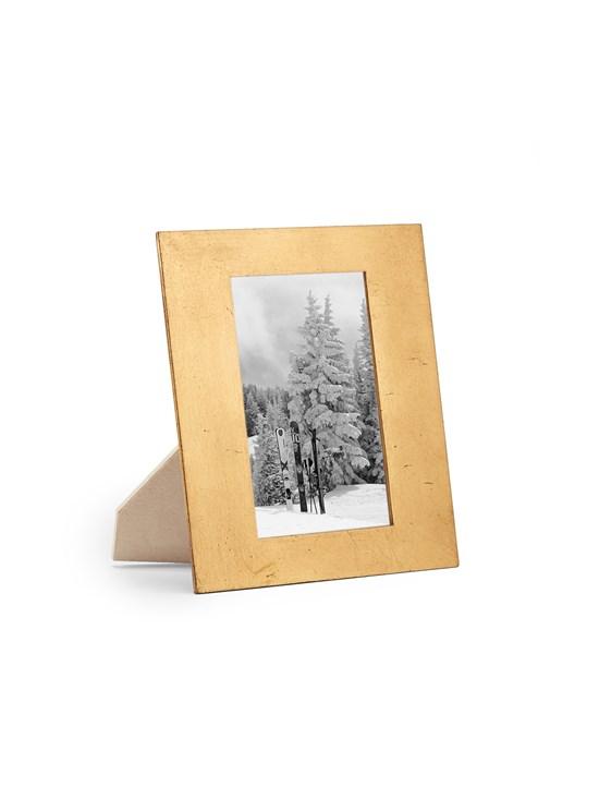 gold leaf frame 4x6 - Gorsuch