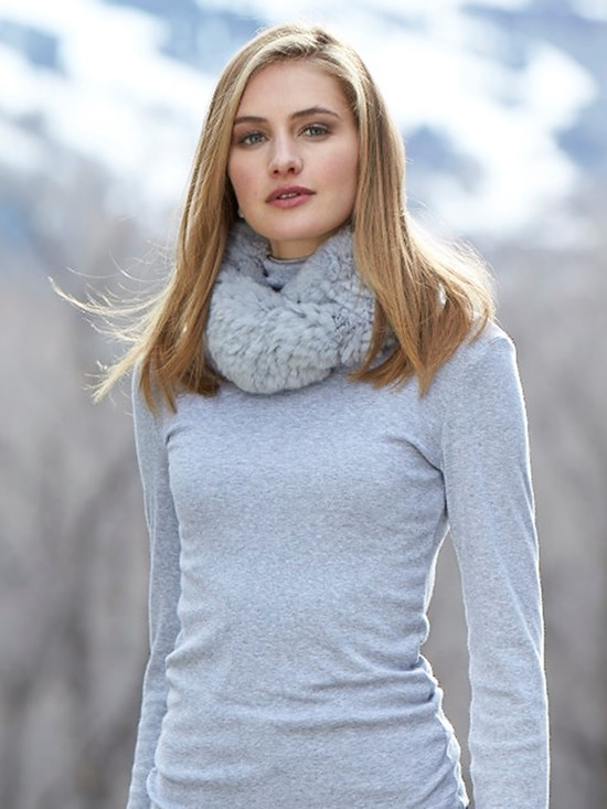 lorie classic neck warmer