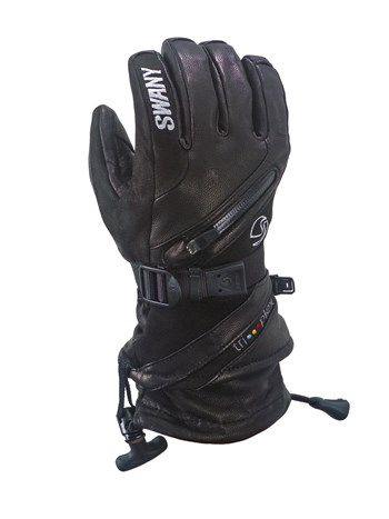 women's x-cell ii black glove