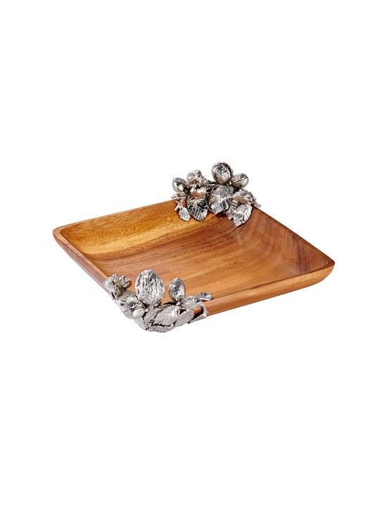 wood tray small