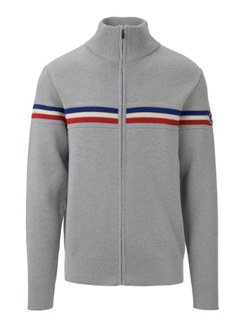 wengen fizz full zip ski sweater