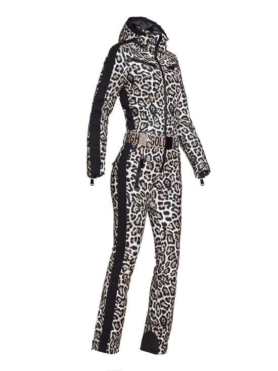 cougar stretch ski suit
