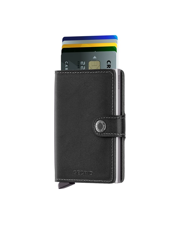 mini wallet original black
