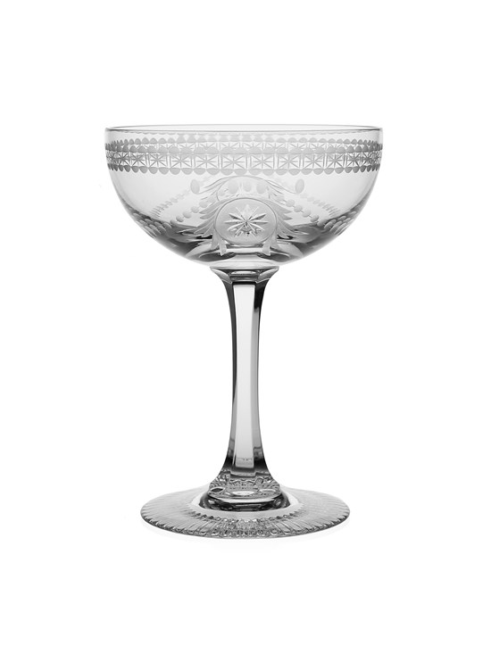 pearl champagne coupe