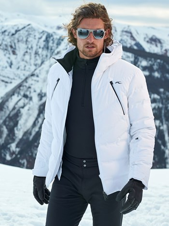 downforce stretch ski jacket