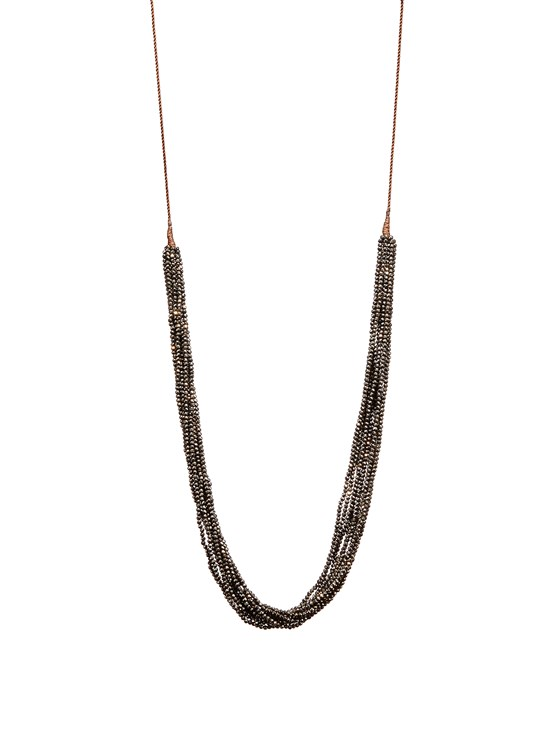 kari multi strand necklace