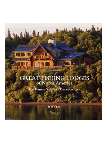 great fishing lodges of north america