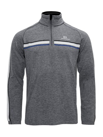 smart half zip ski sweater