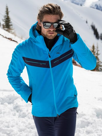 cuche II 4 way stretch ski jacket