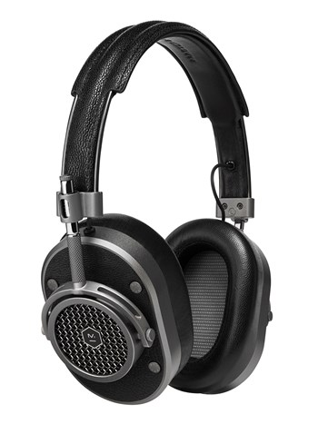 MH40 over-ear headphones black