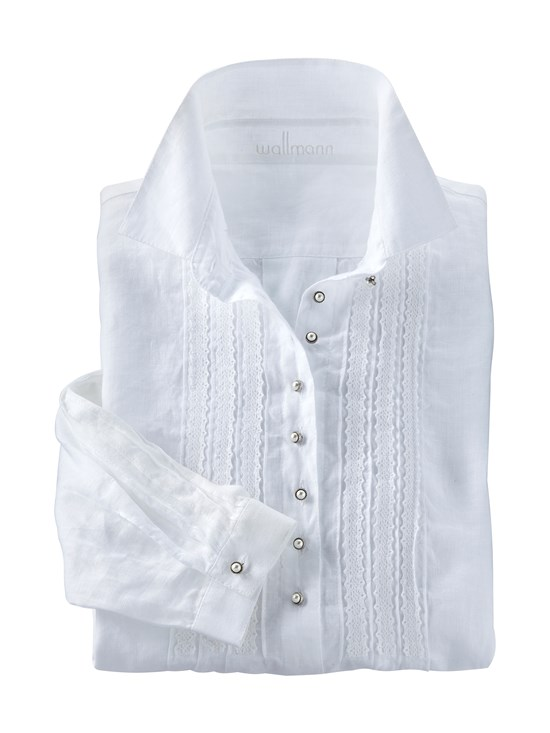 faith linen shirt