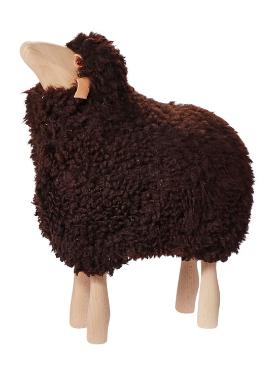 small sheep stool