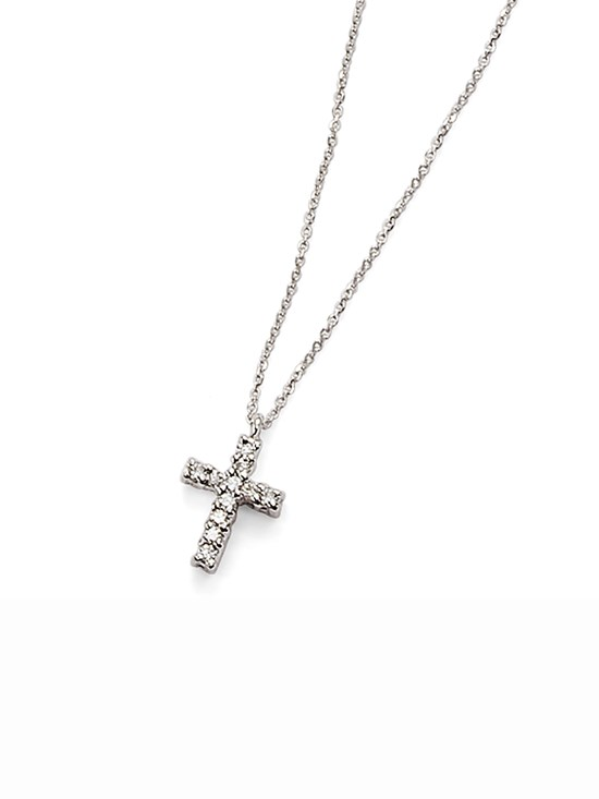 anelie cross necklace