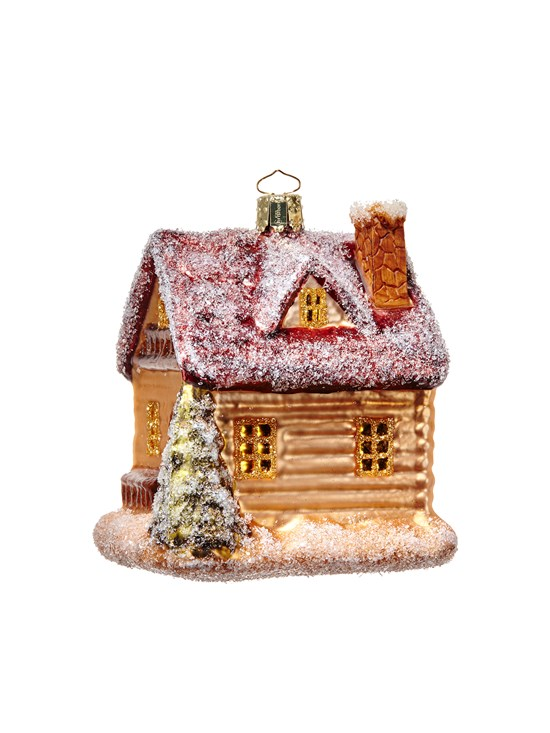 alpine house ornament