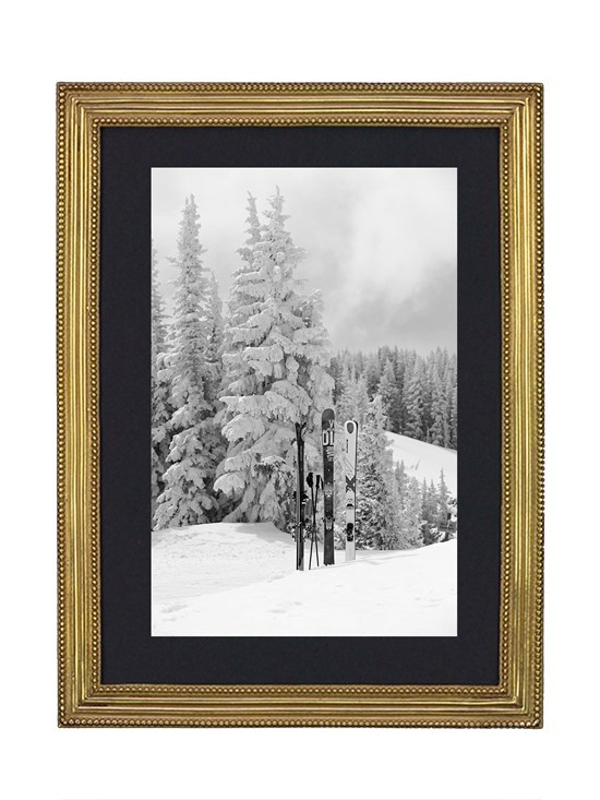 classico gold frame 5x7