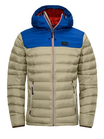 agile down jacket