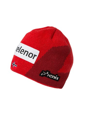 norway team knit hat
