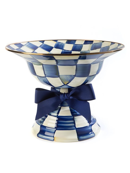 royal check large compote