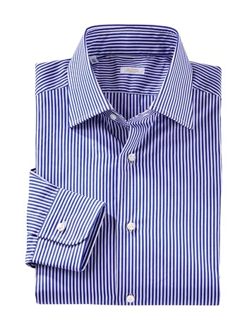 cotton stripe shirt