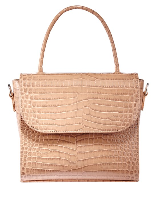 desiree croc handbag