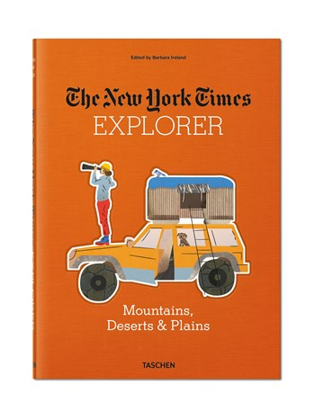 explorer: mountains, deserts & plains