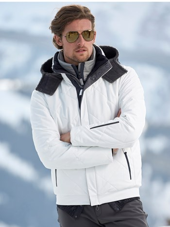 dylan performance ski jacket