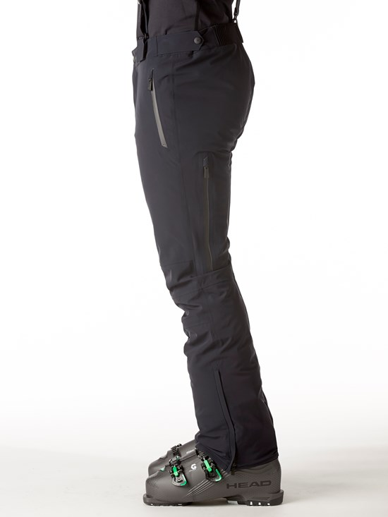 nick 4 way stretch insulated ski pant