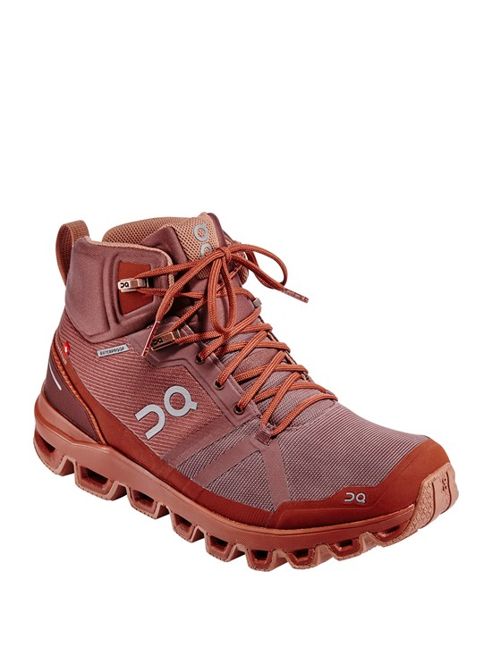 cloudrock grape hiking shoe
