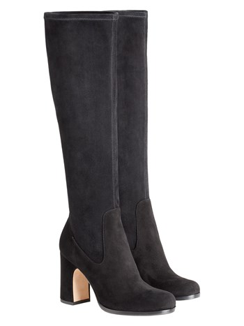 rena suede high boot
