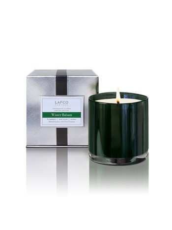 winter balsam candle