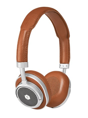 MW50 wireless on-ear headphones brown