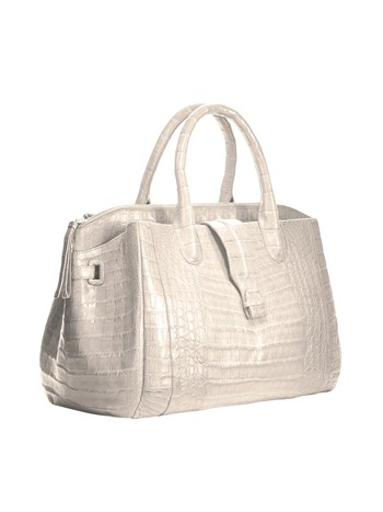 new christina croc handbag