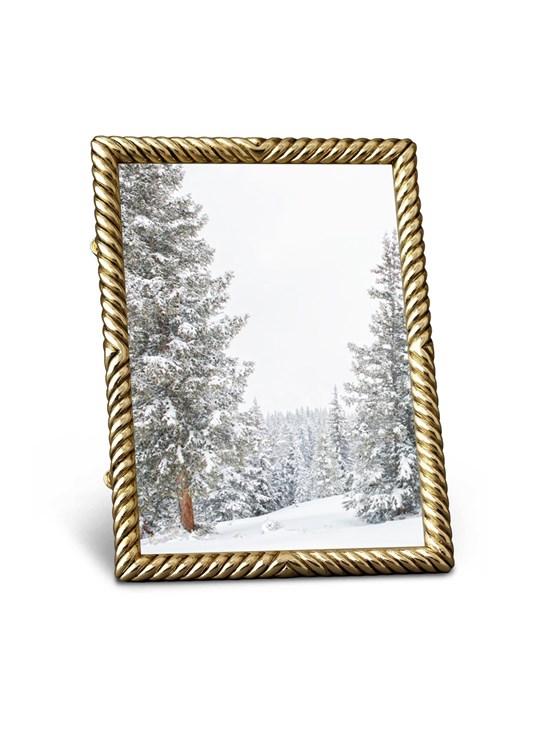 gold deco frame 8X10 - Gorsuch