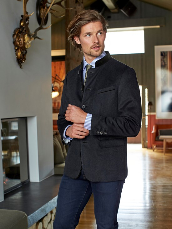 elliot cashmere jacket