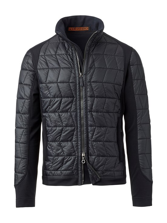 linus quilted midlayer jacket