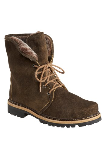 anniversary shearling lined hiker boot