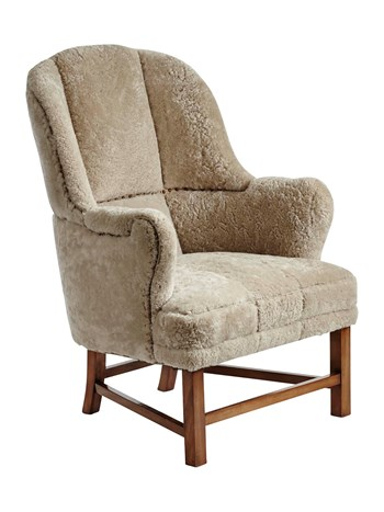 rivergate shearling chair