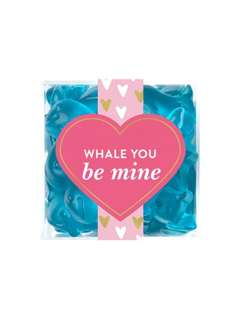 whale you be mine gummies