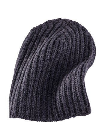 alex cashmere knit hat