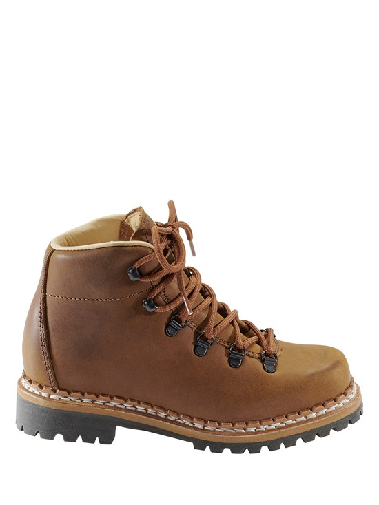 escoma leather hiker boot