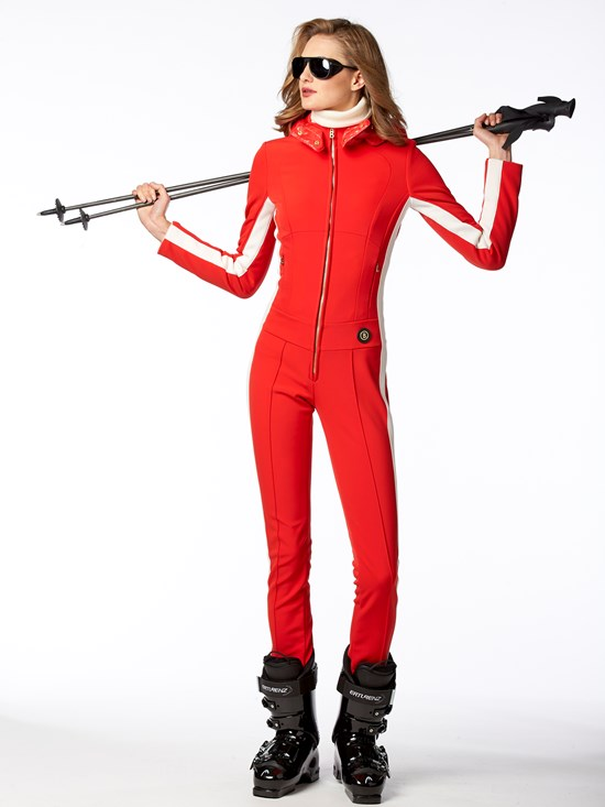 mila stretch ski suit