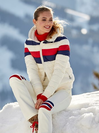 queenie down ski jacket