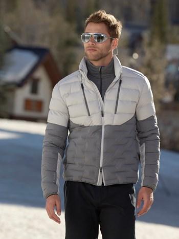 7sphere hybrid midlayer jacket
