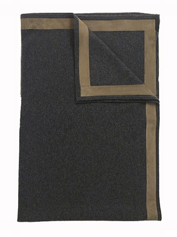 palermo cashmere suede throw