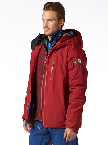 creblet two-layer ski jacket