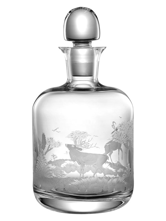 stag decanter large