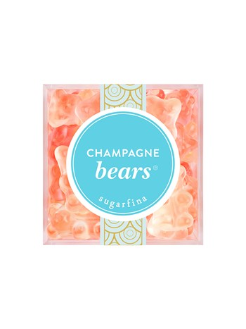 champagne bear gummies