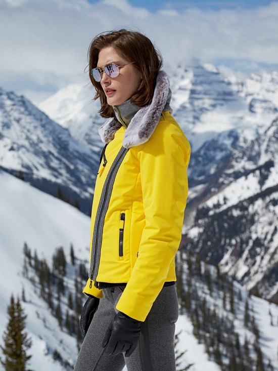 carrie performance ski jacket