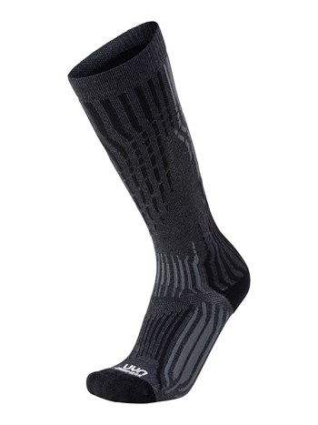 men's cashmere ski sock